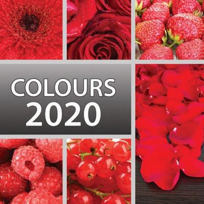 - Colours-  Lemeznaptár - 2020