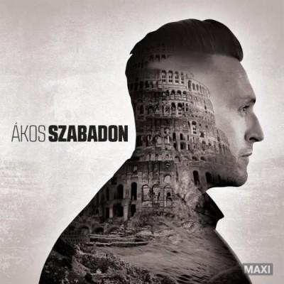 Kovács Ákos - Szabadon - Maxi CD