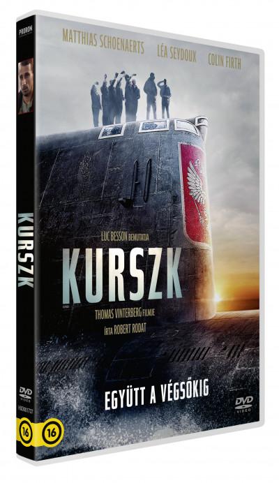 Thomas Vinterberg - Kurszk - DVD