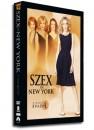 Michael Patrick King - Pam Thomas - Szex és New York - 4. évad - DVD