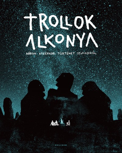 Bjarni Vilhjálmsson  (Szerk.) - Pórhallur Vilmundarson  (Szerk.) - Trollok alkonya