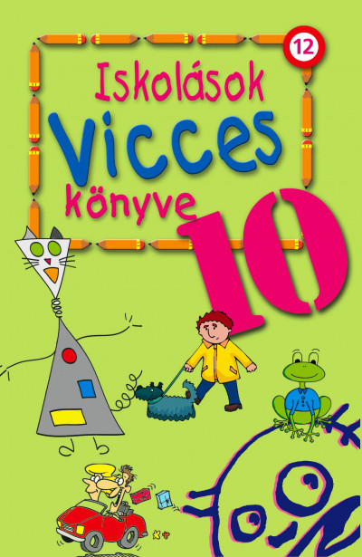 Kágé  (Vál.) - Iskolások vicces könyve 10.
