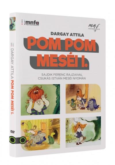 Dargay Attila - Pom Pom meséi I. - DVD