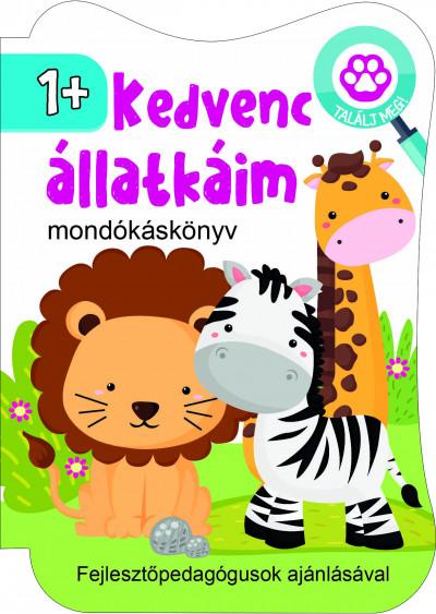 - Kedvenc állatkáim mondókáskönyv