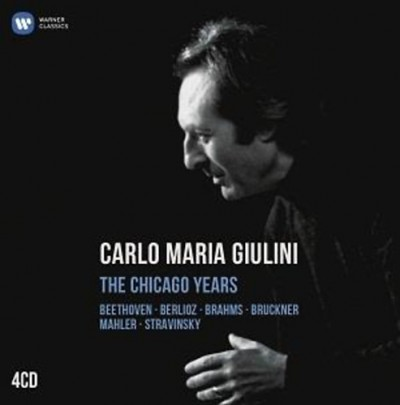 - The Chicago Years (Carlo Maria Giulini)