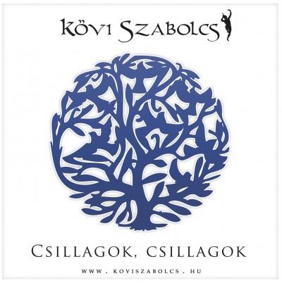 Kövi Szabolcs - Csillagok, csillagok - CD