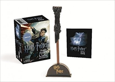 - Harry Potter's Wand and Sticker Book
