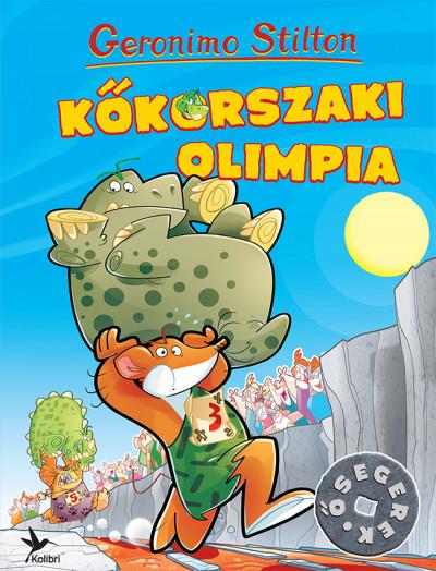 Geronimo Stilton - Kőkorszaki olimpia
