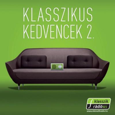Válogatás - Klasszikus kedvencek 2. - CD