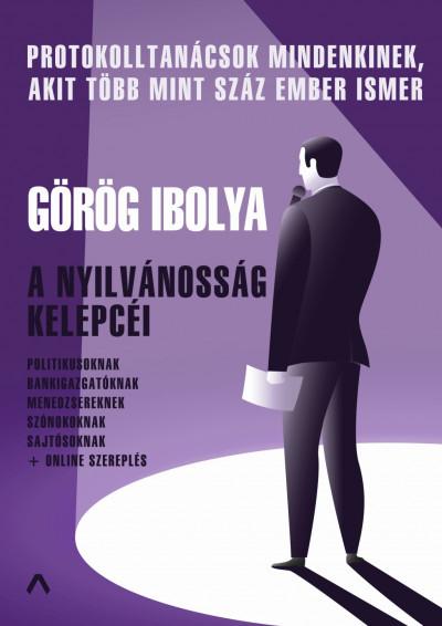 Görög Ibolya - A nyilvánosság kelepcéi