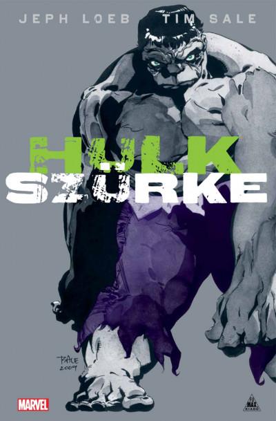 Jeph Loeb - Tim Sale - Hulk: Szürke