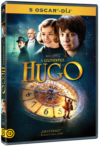 Martin Scorsese - A leleményes Hugo - DVD