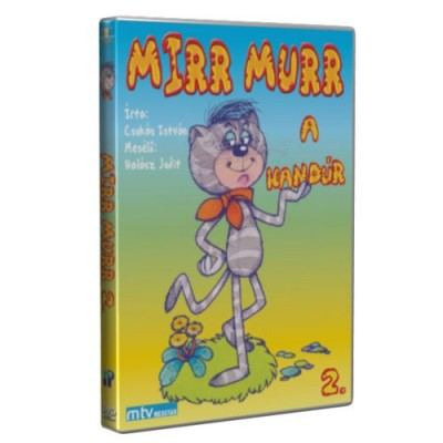Csukás István - Foky Ottó - Mirr Murr a kandúr 2. - DVD