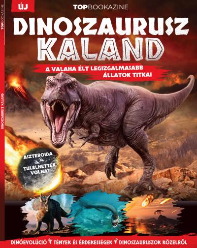 - Top Bookazine - Dinoszaurusz kaland