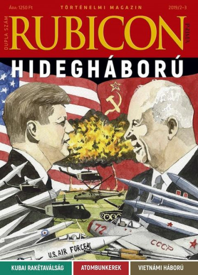 Rácz Árpád  (Szerk.) - Rubicon - Hidegháború - 2019/2-3.