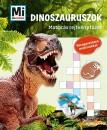 - Mi Micsoda Matricás rejtvényfüzet - Dinoszauruszok