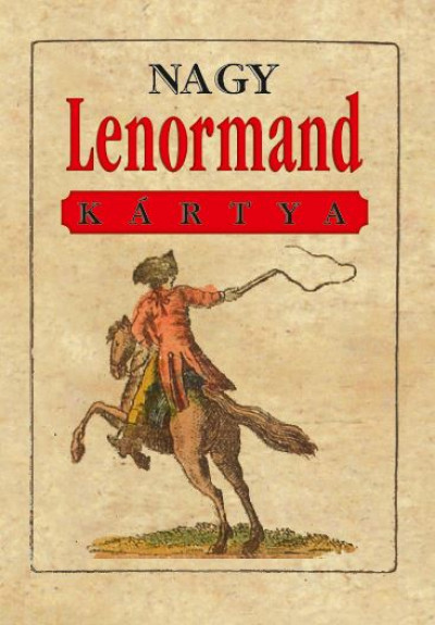 - Nagy Lenormand kártya