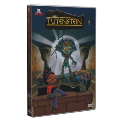 - Tutenstein 1. - DVD