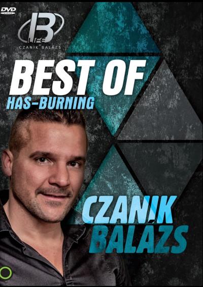 Czanik Balázs - Best Of Has-Burning - DVD