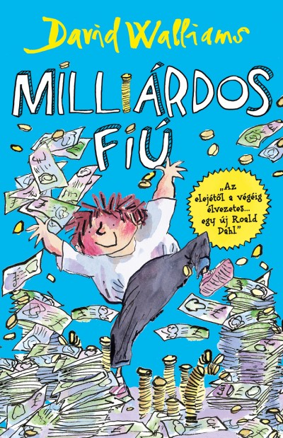 David Walliams - Milliárdos fiú