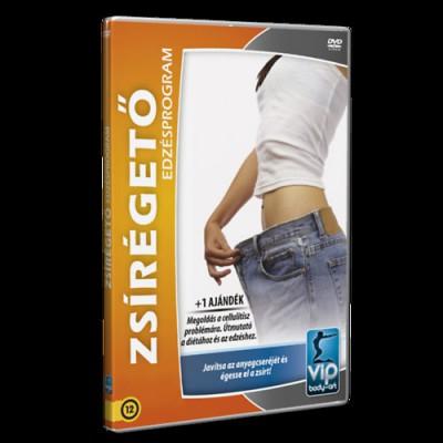- Zsírégető edzésprogram - DVD