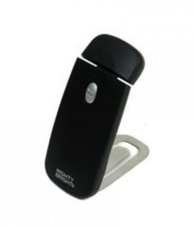 - UltraThin 1 LED olvasólámpa - Fekete