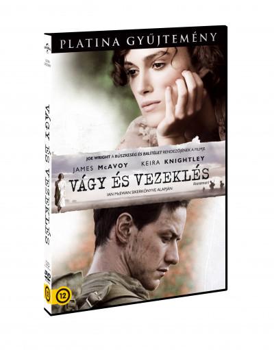 Joe Wright - Vágy és vezeklés - DVD