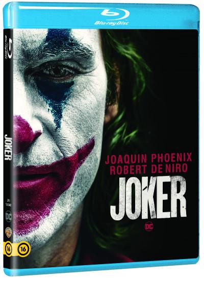 Todd Phillips - Joker - Blu-ray