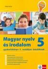 L�rincz Anna (Szerk.) - M�ty�s Eszter - Magyar nyelv �s irodalom 5 - Jegyre megy!
