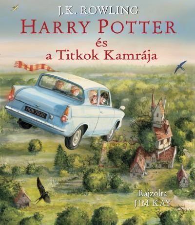 J. K. Rowling - Harry Potter és a Titkok Kamrája