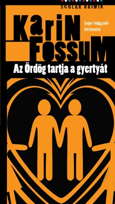 Karin Fossum - Az Ördög tartja a gyertyát