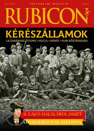 - Rubicon - Kérészállamok - 2020/4.