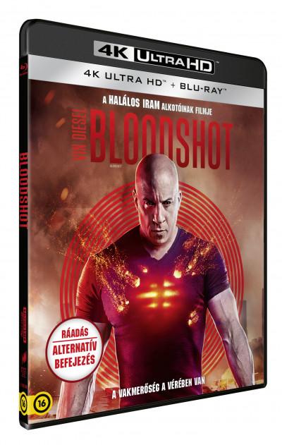 David S. F. Wilson - Bloodshot - 4K Ultra HD + Blu-ray