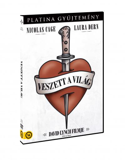 David Lynch - Veszett a világ - DVD