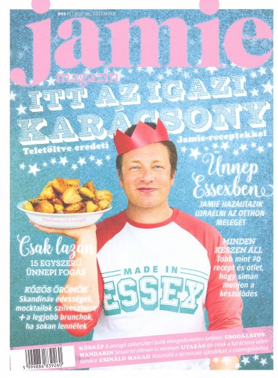 Jamie Oliver - Jamie Magazin 28.