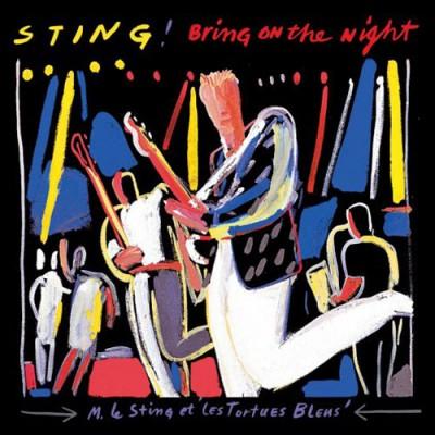 - Bring On The Night - CD