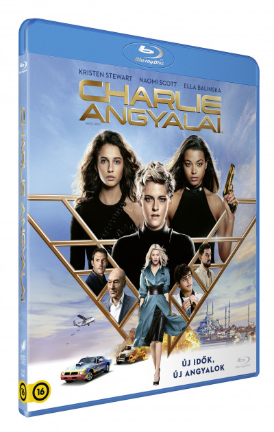 Elizabeth Banks - Charlie angyalai (2019) - Blu-ray