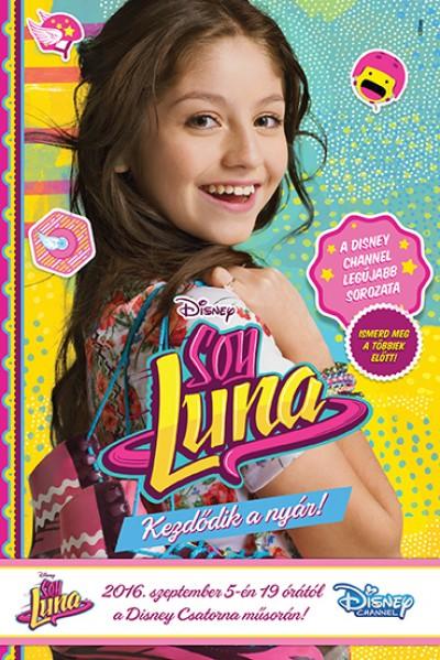 - Disney - Soy Luna - Kezdődik a nyár