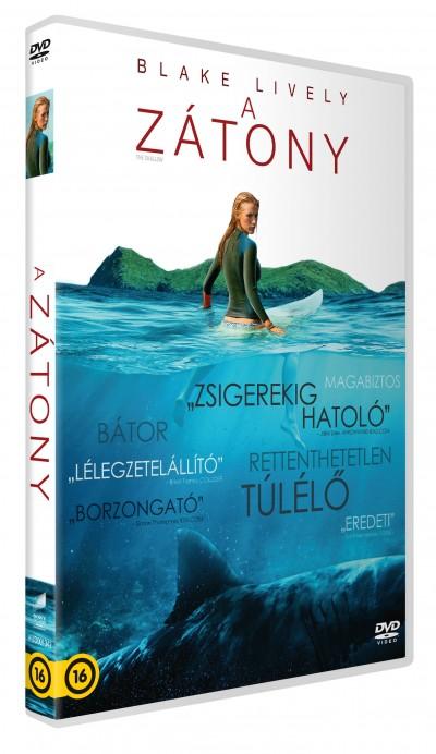 Jaume Collet-Serra - A zátony - DVD