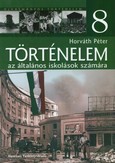 Horváth Péter - Történelem 8.