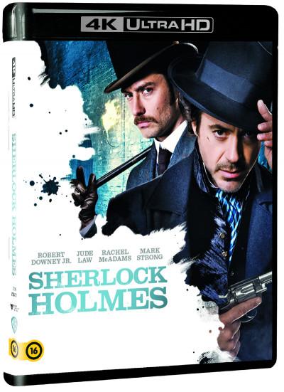 Guy Ritchie - Sherlock Holmes - 4K Ultra HD + Blu-ray