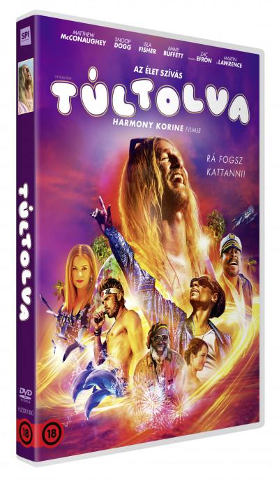 Harmony Korine - Túltolva - DVD