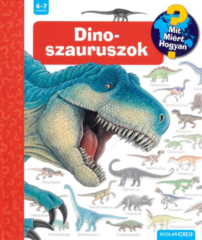 Angela Weinhold - Dinoszauruszok