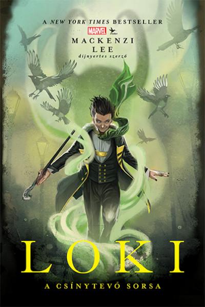 Lee Mackenzi - Marvel: Loki