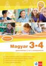 Szabó M. Ágnes - Magyar 3-4 - Gyakorlókönyv 3. és 4. osztályosoknak