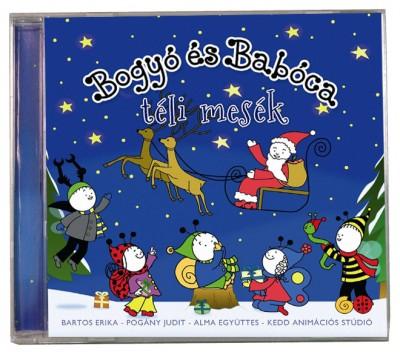 Bogyó és Babóca mese CD