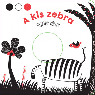 - A kis zebra