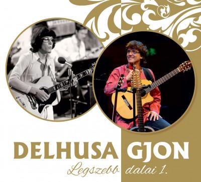 Delhusa Gjon - Delhusa Gjon legszebb dalai - CD