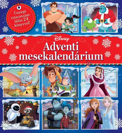 - Disney: Adventi mesekalendárium
