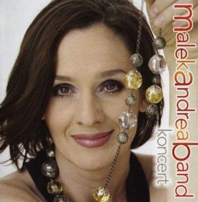 Malek Andrea - Koncert - CD